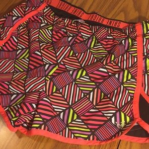 Justice Bottoms - Justice shorts shine bright size 16 children girls